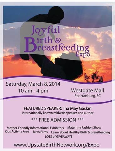 Joyful Birth & Breastfeeding Expo