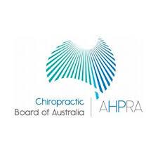 AHPRA Chiropractic Board Of Australia