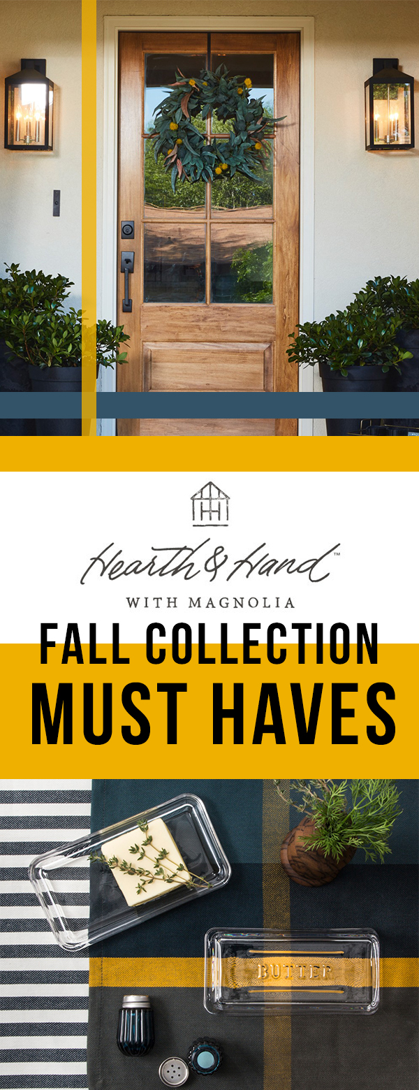 Fall Hearth And Hand Collection Pin