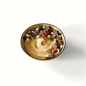 Loaded Hummus Bowl