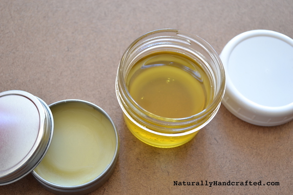 Homemade Shea Butter Lotion Comparison between Solid and Liquid Form