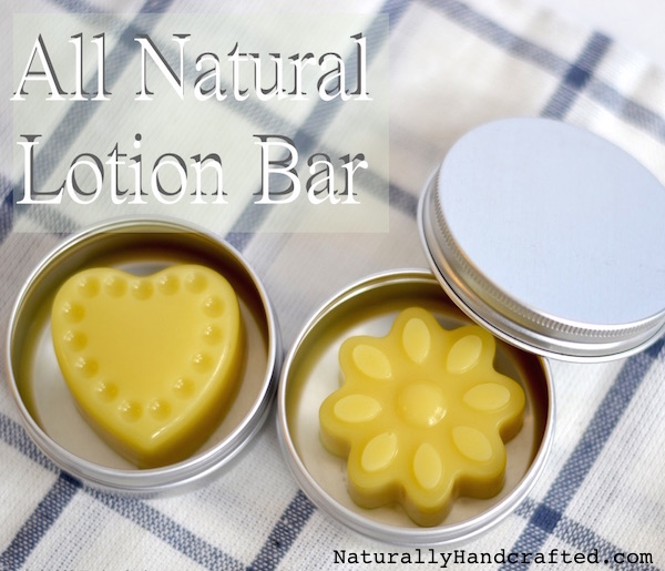Lotion Bars in Containers All Natural Lotion Bar Recipe