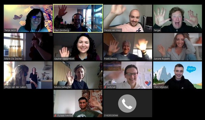 The Secrets of Planning the Amsterdam User Group