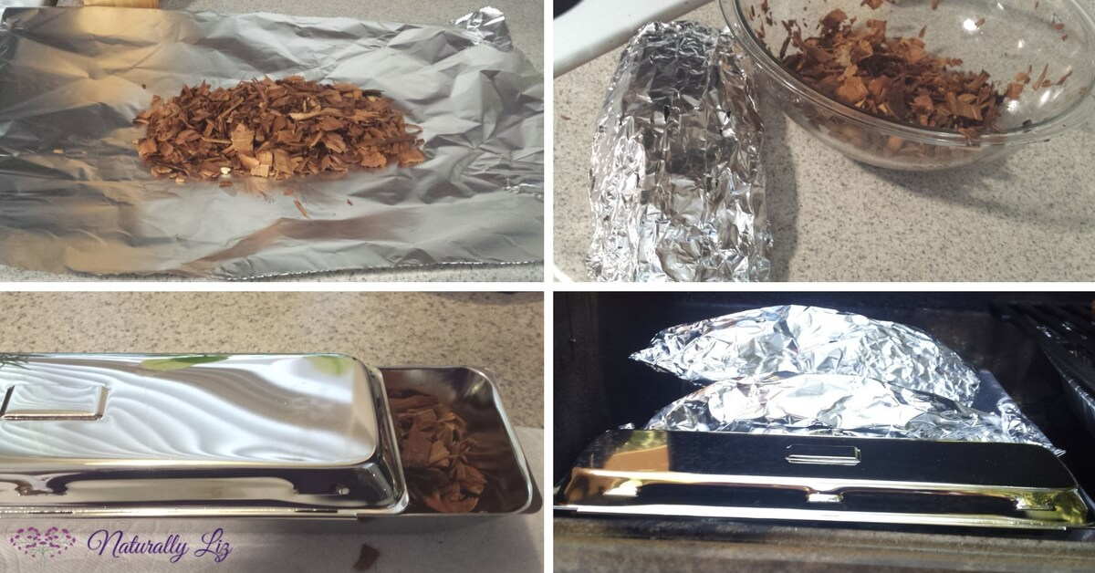 How to make a smoker pouch