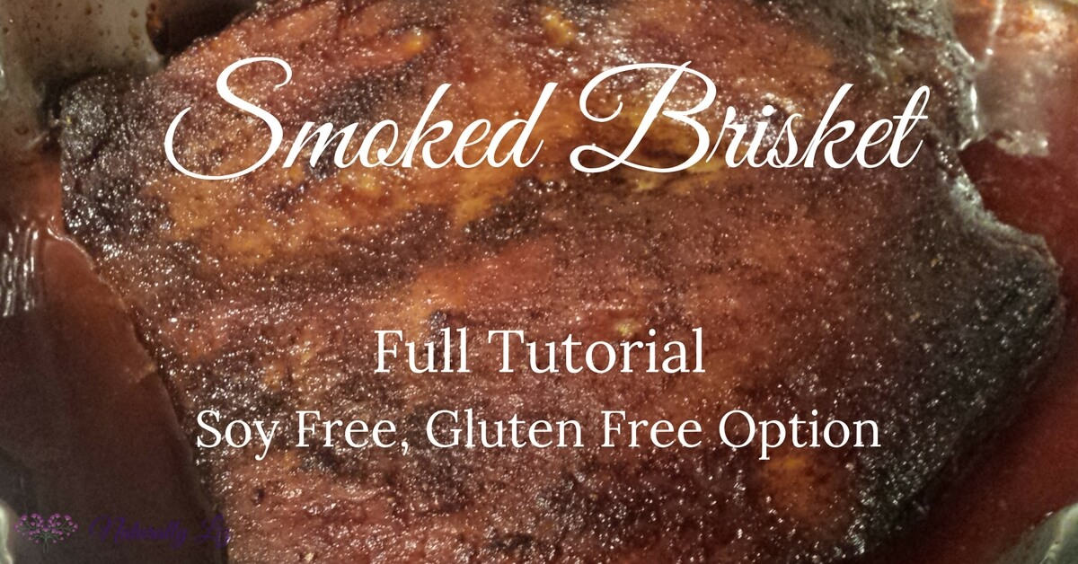 Smoked Brisket ~ Full Tutorial