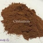 Cinnamon-Anti-inflammatory Fall Spice Blend