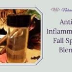 Anti-Inflammatory Fall Spice Blend