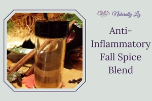 Anti-Inflammatory Fall Spice Blend