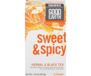 Good Earth Sweet & Spicy Tea