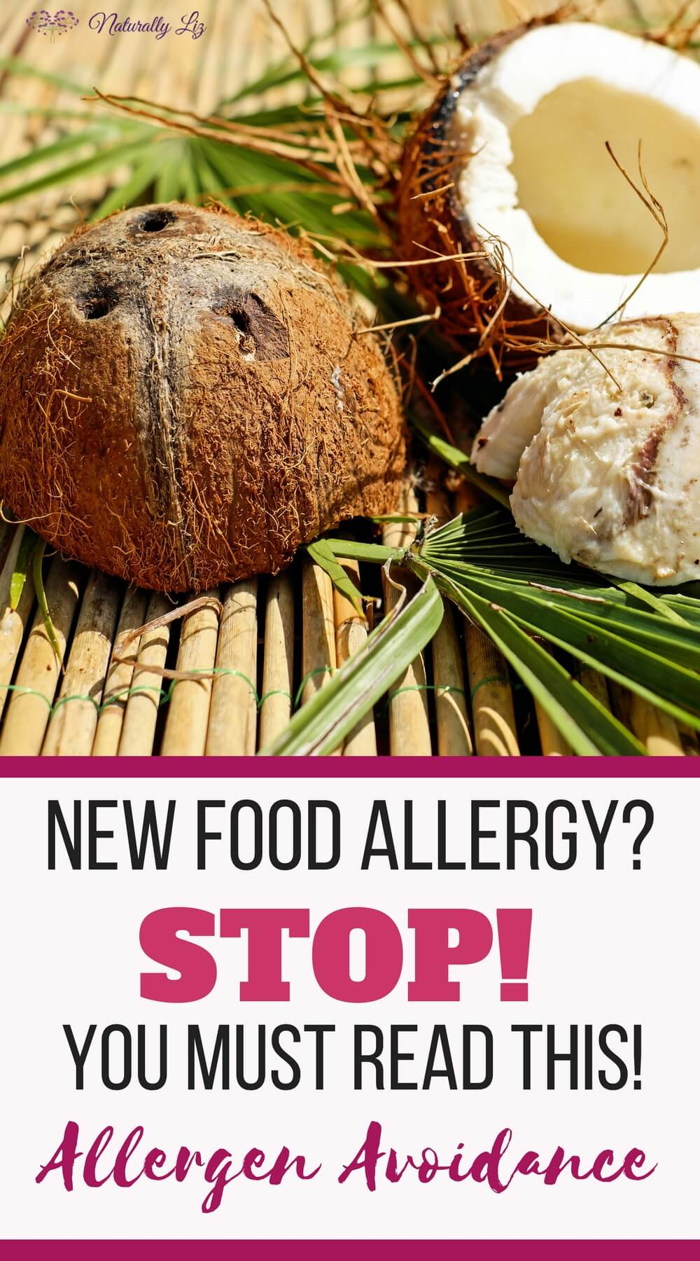 Stop! Read this! New food allergy