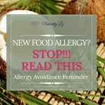 Allergen Avoidance Reminder: New Allergy means research again
