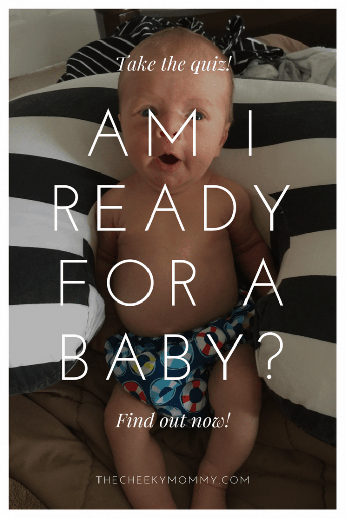 Am I ready to have a baby?