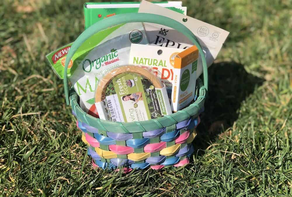 Healthy Easter Basket Ideas for kids and toddlers. Easter doesn't have to be all about sugar. Check out these simple tips for making easter fun without junk food.