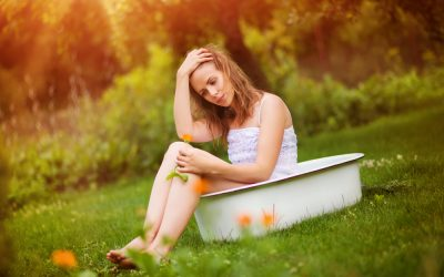 How to Make a Healing Postpartum Sitz Bath and Why You Should