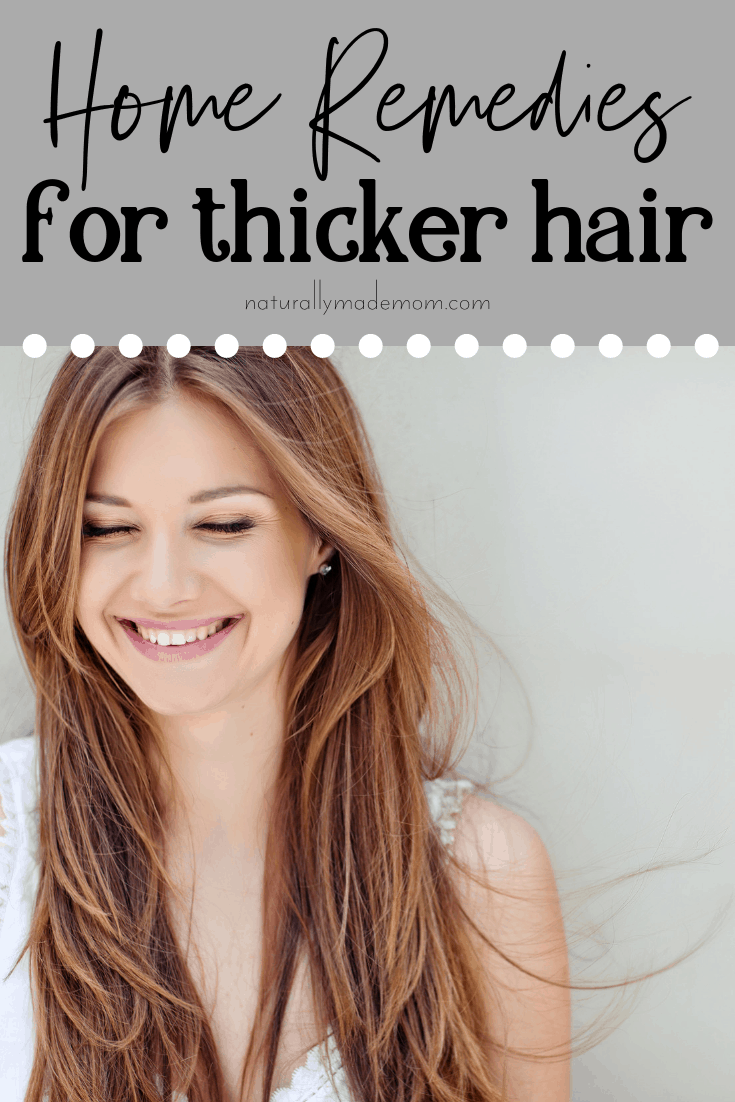 Best Home Remedies For Hair Growth And Thickness Naturally Made Mom