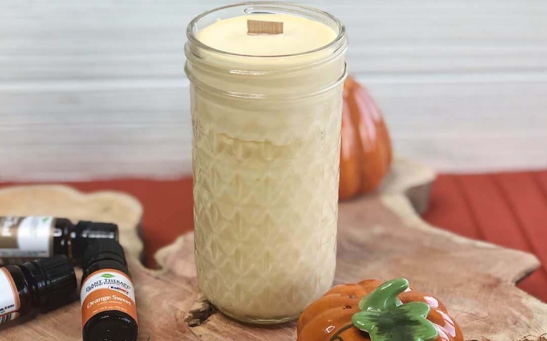 Easy Cinnamon Candle Recipe with Beeswax