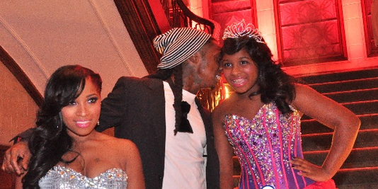 lil wayne allegedly hired guards to protect daughter and