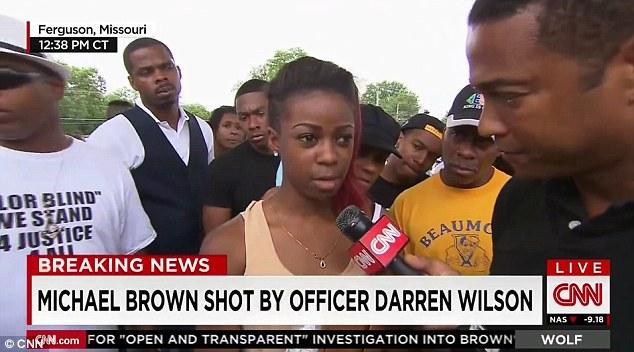 CNN Michael Brown cop