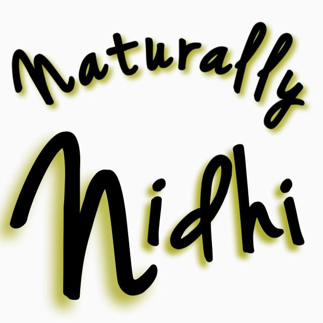 Naturally Nidhi - vegetarian + food stories + recipes