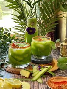 Cucumber Mint Cooler