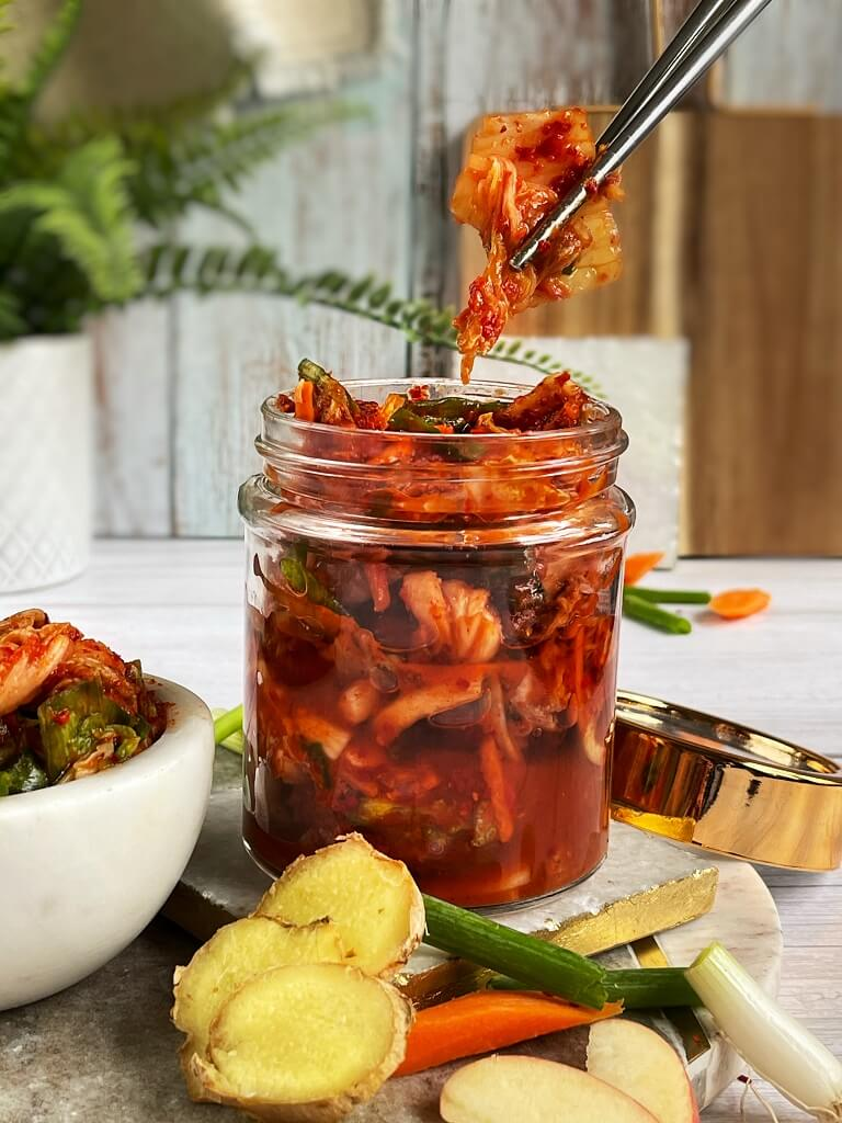 Vegan Kimchi