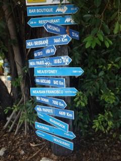 A quelle distance se trouve votre ville ?
