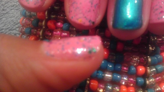 Moody Manicure Candy Sprinkles Love's Nails
