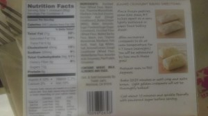 Trader Joe's Almond Croissants Ingredients and Instructions