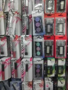 Nails, Beauty, Frugal, nail Polish, Beauty aisle, Dollar Tree