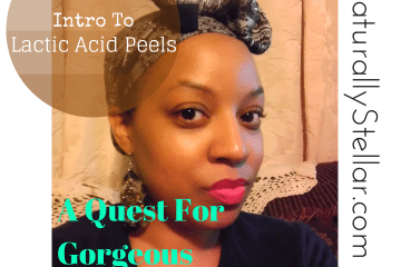 Skin, African American, Beauty, Lactic Acid, Skincare, Health, Acne, Remedy