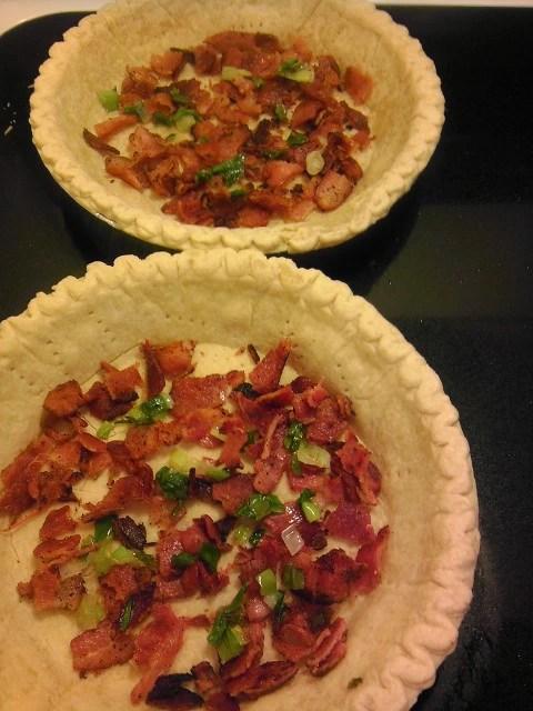 Bacon & Scallions