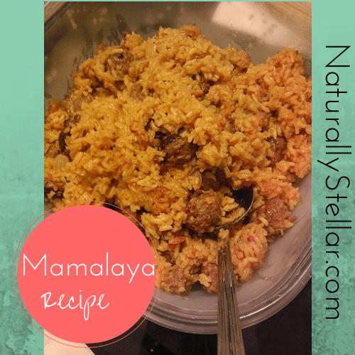 Food, Foodie, Rice Dishes, Jambalaya, 1 Dish Meals, Rice Bowl, Sausage, Yellow Rice, Spanish Rice, Chicken Stock, Quick, Easy, under 30 minutes, Yummy, Nom Nom