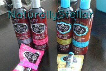 hask, Beauty, Hair, Naturally Stellar, Product Review, Argan Oil, Keratin, Protein