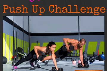 Naturally Stellar 30 Day Push Up Challenge