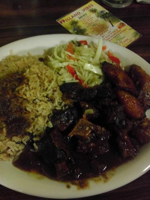 Jamaican Restaurant Review