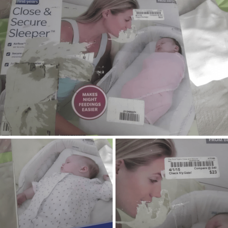 Baby Items at Bargain Hunt