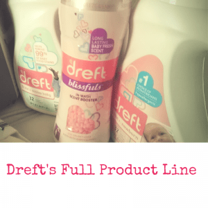Dreft Product Line   Dreft Mother's Day Giveaway   Naturally Stellar