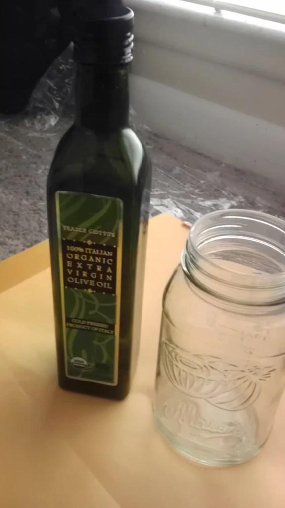 Chalk Painted Decor Jars, DIY Tutorial