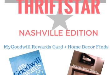 ThriftStars Nashville Edition - Home Decor