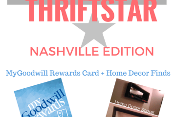 ThriftStars Nashville Edition - Home Decor