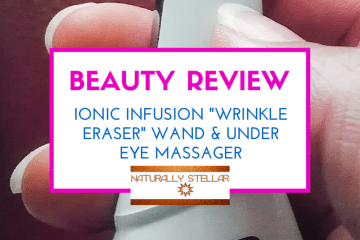 Ionic Infusion Wrinkle Eraser Wand Review