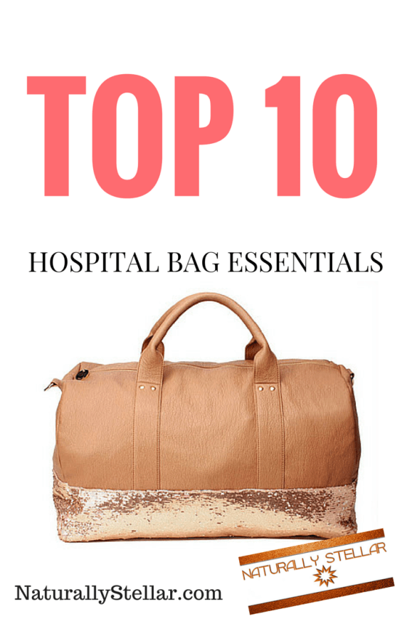 Hospital Bag, Top 10, Maternity, Pregnancy, Mommy