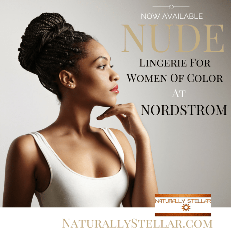 Nubian Skin Now Available at Nordstrom