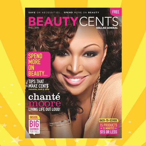 BeautyCents Magazine - Dollar General | Naturally Stellar