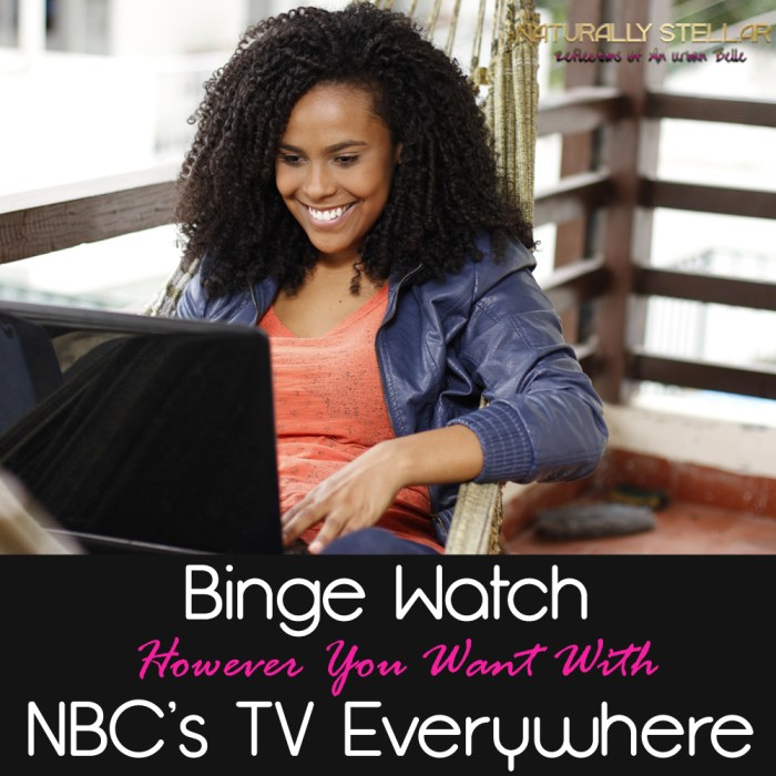 Binge Watch The Blacklist with TV Everywhere | 2015 Urban Belle Holiday Guide