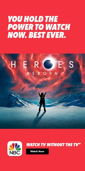 Heroes Reborn on #TVEverywhere | Naturally Stellar