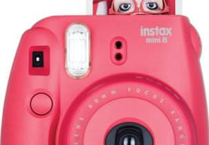 Fujifilm Instax Mini 8 Camera | 2015 Urban Belle Holiday Gift Guide