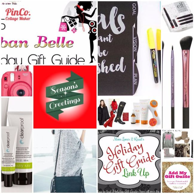 Holiday Guide Pinterest Board