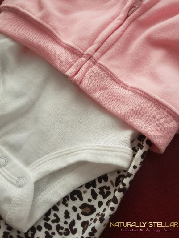 Three Piece Just For You By Carter's Baby Girls Fleece Set | Naturally Stellar
