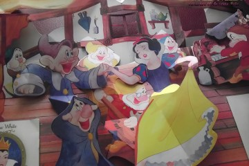 Disney Princess A Magical Pop Up World Book Review and Giveaway | Naturally Stellar